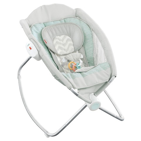 Fisher Price Sweet Surroundings Deluxe Newborn Rock N Play Sleeper Toys For Baby 6 12 Months